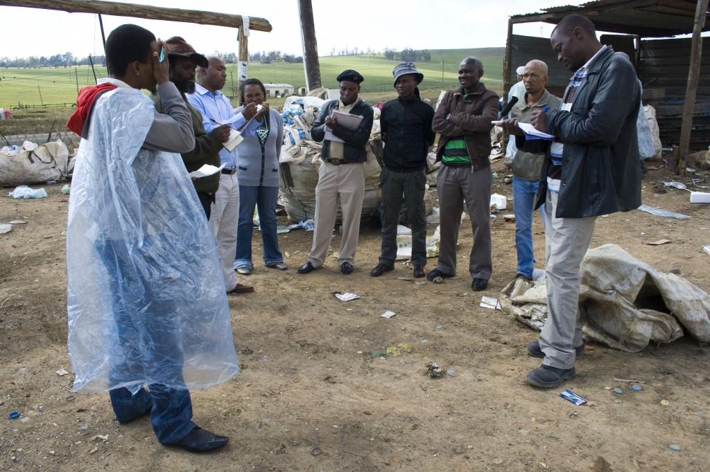 sawpa waste pickers national exchange