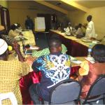 Participants of the Lagos, Nigeria, workshop. (Photo: FIWON)