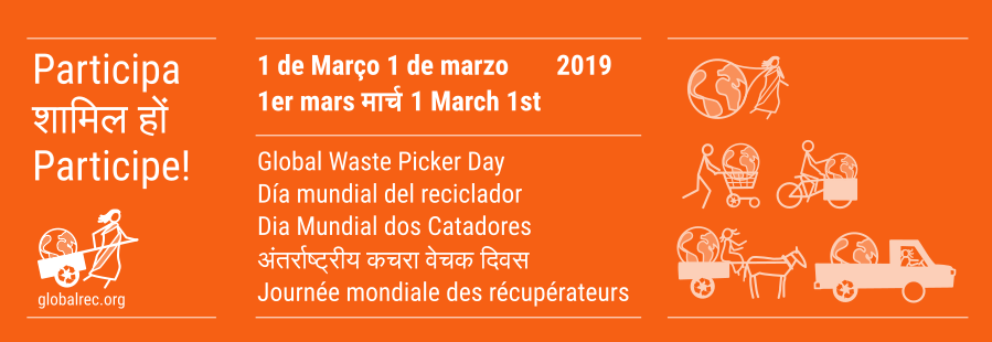 Global waste picker day 2019