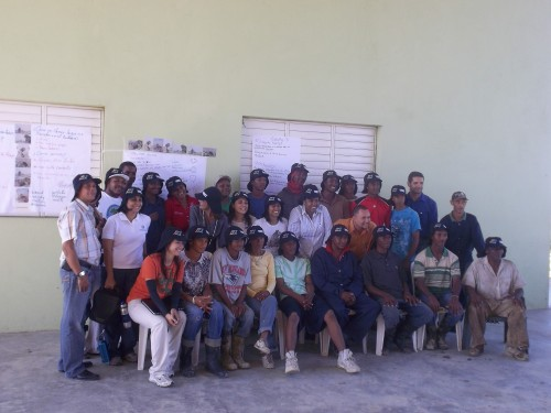 1 de marzo - waste pickers coop in dominican republic