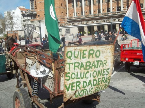 UCRUS marcha
