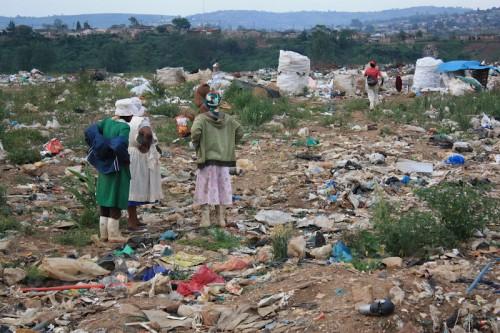 Pietermaritzburg landfill, 2011.