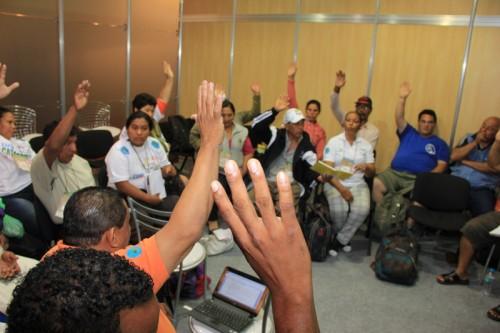A Red Lacre em solidariedade com a luta da Associação dos Recicladores de Bogotá (ARB)