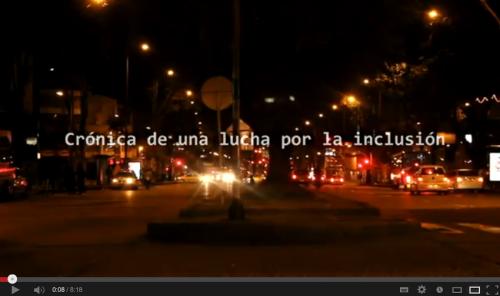 Crónicas de una lucha por la inclusión Recicladores Bogotá