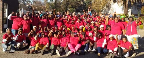 SAWPA National Meeting group photo. Photo: Musa Chamane.
