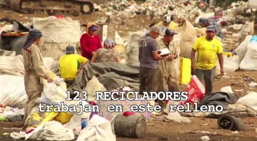 reciclaje inclusivo-guatemala