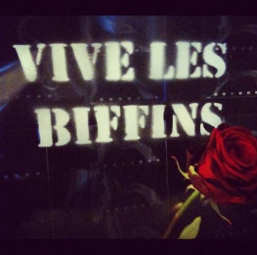 vive les biffins