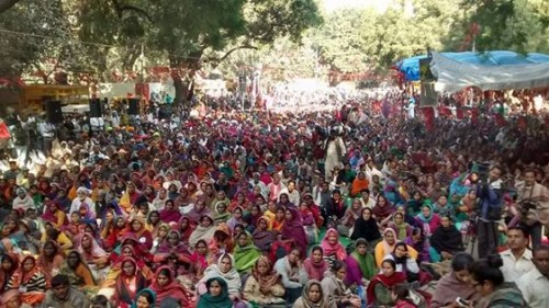 swach-rally at jantar mantar