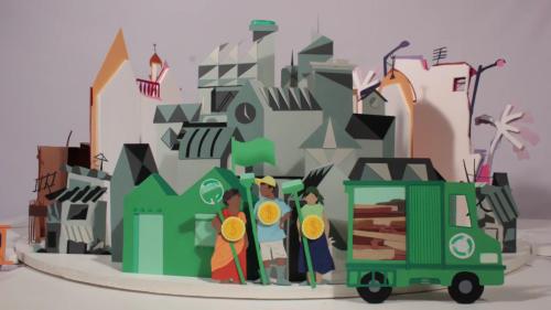 Vídeo Reciclaje justo